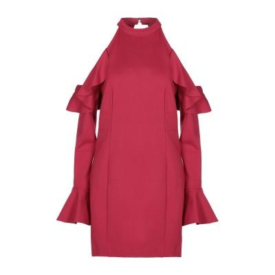 FREE PEOPLE ミニワンピース&ドレス レッド XS レーヨン 65% / ナイロン 31% / ポリウレタン 4% ミニワンピース&ドレス