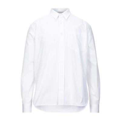 HAIKURE シャツ ホワイト M コットン 100% シャツ