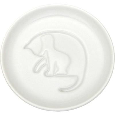 ネコ醤油皿 ころがす 小皿 猫 キャット