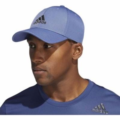 アディダス adidas メンズ キャップ 帽子 Decision II Cap Crew Blue/White/Black