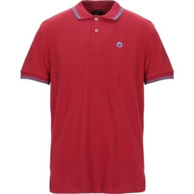 チェッセ ピューミニ CIESSE PIUMINI メンズ ポロシャツ トップス polo shirt Red