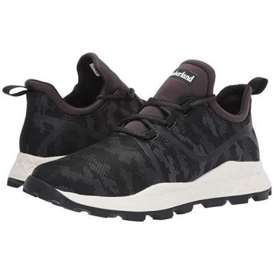 ティンバーランド Brooklyn Fabric Oxford Sneakers メンズ スニーカー 靴 シューズ Black Mesh Camo