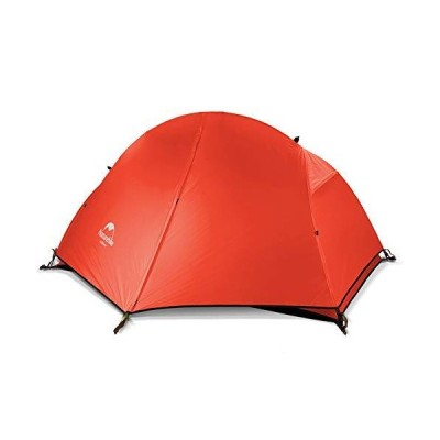 Naturehike 正規品 1人用/2人用 アウトドア 二重層 テント 自立式 4シーズン サイクリング 超軽量 防水PU3000/PU4