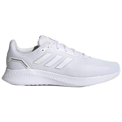 アディダス ランファルコン 2.0 adidas RUNFALCON 2.0 フットウェアホワイト/フットウェアホワイト/シルバーメタリック FY9612 アディダスジャパン正規品