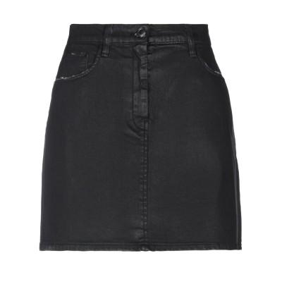 ピンコ PINKO デニムスカート ブラック 30 コットン 99% / ポリウレタン 1% デニムスカート
