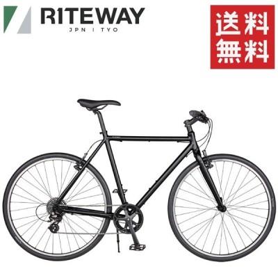 2020 ライトウェイ シェファード RITEWAY SHEPHERD マットブラック 自転車/クロスバイク