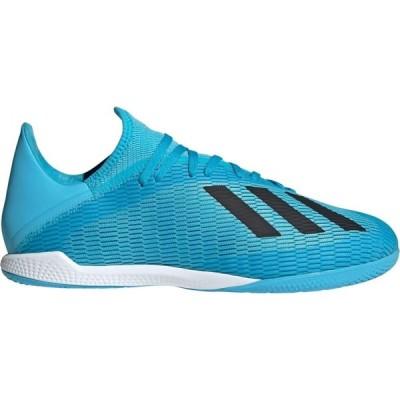アディダス adidas メンズ サッカー シューズ・靴 X 19.3 Indoor Soccer Shoes Blue/White