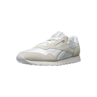 リーボック アスレチック Reebok  BD1552 Royal ナイロン ファッション スニーカー 7.5 White/white/steel