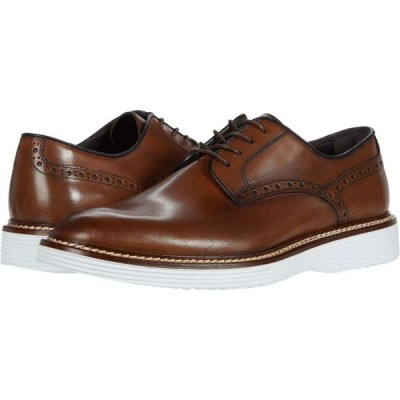 ジョンストンアンドマーフィー J&M Collection メンズ 革靴・ビジネスシューズ シューズ・靴 Casteel Plain Toe Tan