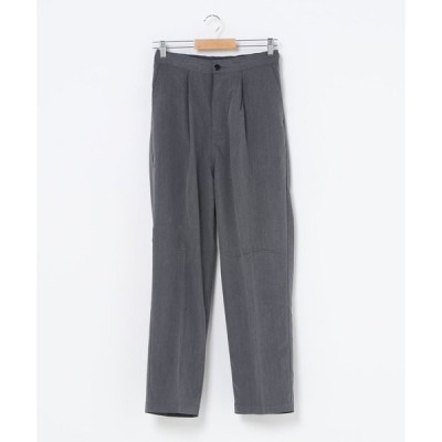 パンツ 【UNIVERD72】WIDE TUCK PANTS