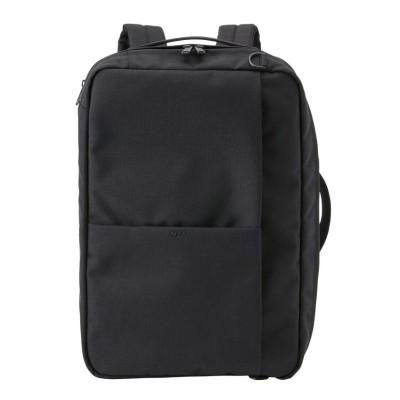 【アニエスベー】 QAH03-01 3wayビジネスバッグ ユニセックス ブラック F agnes b.