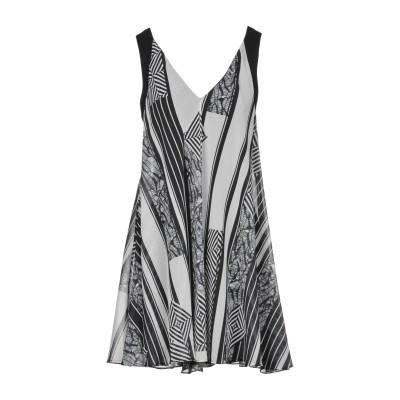 HEFTY ミニワンピース&ドレス ホワイト 44 ポリエステル 100% ミニワンピース&ドレス