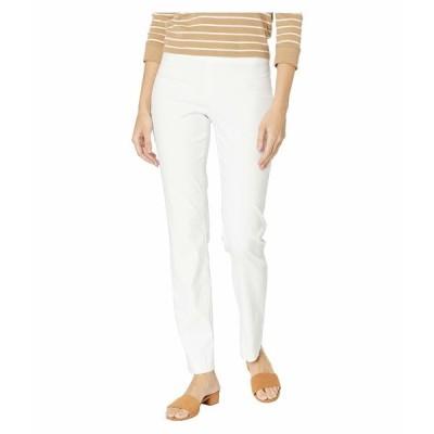 ニックプラスゾーイ カジュアルパンツ ボトムス レディース Polished Wonderstretch Pants Paper White