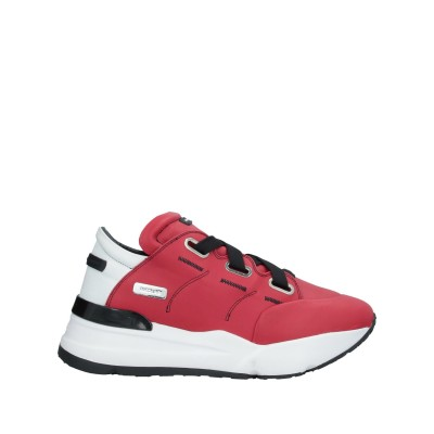 ルコライン RUCO LINE スニーカー&テニスシューズ(ローカット) レッド 37 革 スニーカー&テニスシューズ(ローカット)