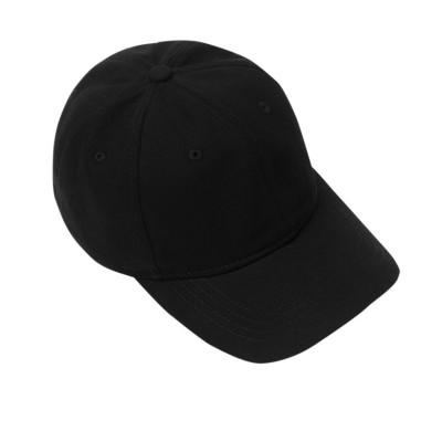 (KGFR/カガフリ)KGFR(カガフリ)シンプルワイドキャップ/ユニセックス ブラック