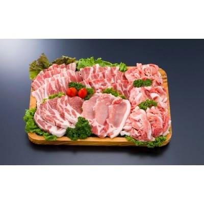 「きなこ豚」焼肉&とんかつ2.1kgセット_MJ-1204