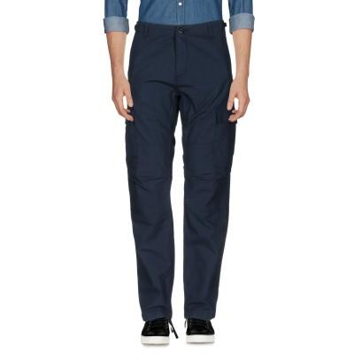 カーハート CARHARTT パンツ ブルー 26W-32L 100% コットン パンツ