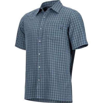 マーモット メンズ シャツ トップス Marmot Men's Eldridge SS Shirt