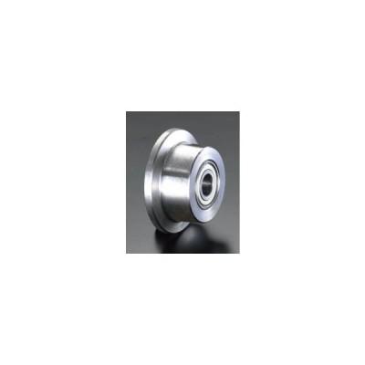 ESCO100x 50mm 車輪(Bベアリング・スティール製・レール用)[EA986SF-100]