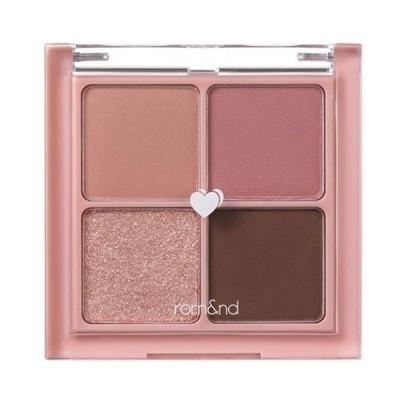 rom&nd BETTER THAN EYES Eyeshadow Palette DRY ROSE #2