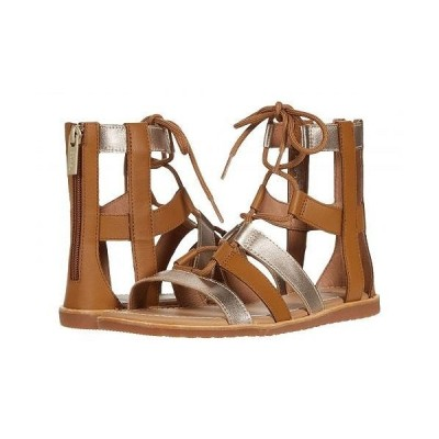 SOREL ソレル レディース 女性用 シューズ 靴 サンダル Bailee(TM) Lace-Up Sandal - Camel Brown