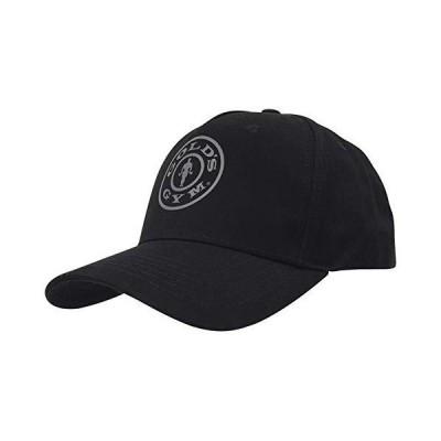 Golds Gym UK Standard Baseボール Cap Black One Size