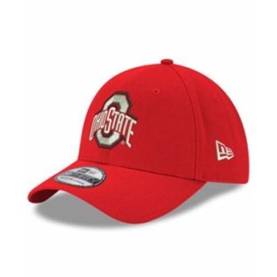 ニューエラ レディース 帽子 アクセサリー Ohio State Buckeyes College Classic 39THIRTY Cap Red/White
