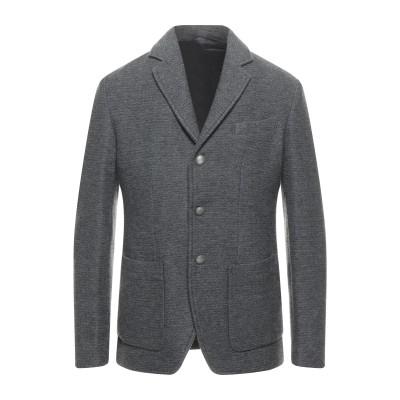 バランタイン BALLANTYNE テーラードジャケット スチールグレー 50 ウール 100% テーラードジャケット