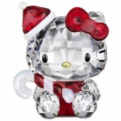 スワロフスキー Swarovski 『ハローキティ Hello Kitty Santa』 1142935