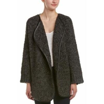 Joie ジョイー ファッション トップス Joie Misae Wool & Alpaca-Blend Sweater M Grey