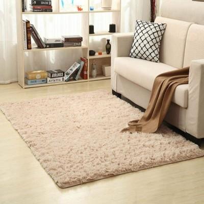 【cheng-store 】厚い滑り止め豪華なカーペット ふわふわインテリア