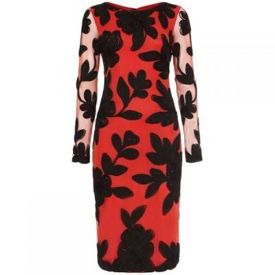 フェイズ エイト Phase Eight レディース パーティードレス ワンピース・ドレス Daisy Tapework Dress Black