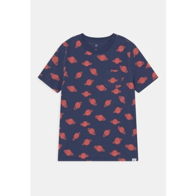 ギャップ キッズ ファッション BOY - Print T-shirt - blue