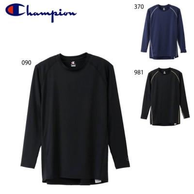Champion CM4HP262 CREW NECK LONG T-SHIRTMEN'S UNDERWEAR ウェア(メンズ) チャンピオン 2020年秋冬モデル【取り寄せ/メール便可】