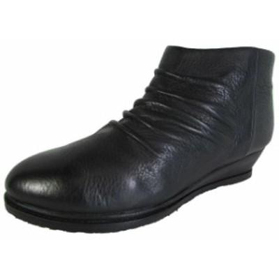 Gentle Souls ジェントルソウルズ シューズ ブーツ Gentle Souls Womens Norton Wedge Leather babuccia shoes