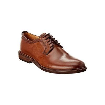 メンズ シューズ  Warfield & Grand Jesse Leather Oxford
