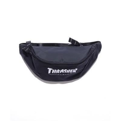 バッグ ウエストポーチ THRASHER/スラッシャー Waist Bag THR-121 ウエストバッグ