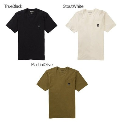 バートン Colfax Short Sleeve T Shirt 203851 カジュアル/サーフウェア 20SP BURTON メンズ