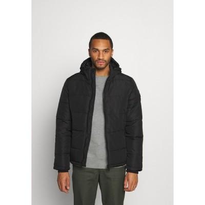 バートン ジャケット&ブルゾン メンズ アウター MIDWEIGHT PUFFER - Winter jacket - black
