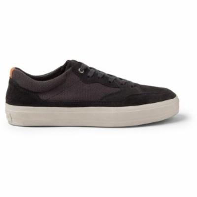 アーバー Arbor メンズ シューズ・靴 Foundation Shoes vintage black suede/canvas