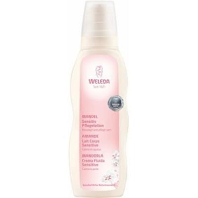 WELEDA(ヴェレダ)  アーモンド ボディミルク 200ml 【ボディ用乳液・大人の敏感肌に・刺激に敏感な肌の保湿、保護】