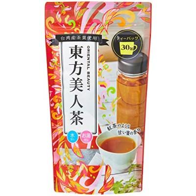 Mug&Pot 東方美人茶 1杯用TB 45g 3個 ティーバッグ