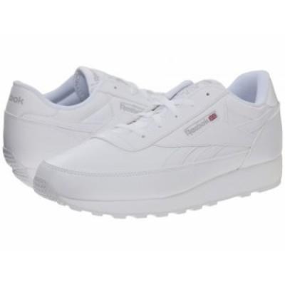 Reebok リーボック メンズ 男性用 シューズ 靴 スニーカー 運動靴 Classic Renaissance White/Steel【送料無料】