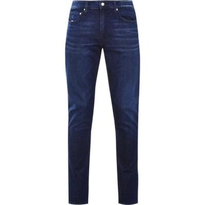 カルバンクライン Calvin Klein Jeans メンズ ジーンズ・デニム スキニー・スリム ボトムス・パンツ Slim Jeans Dk Blue ZZ