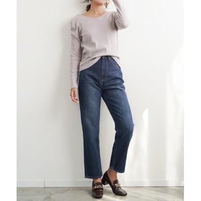 Futierland&SASA / ストレートワイドジーンズ WOMEN パンツ > デニムパンツ