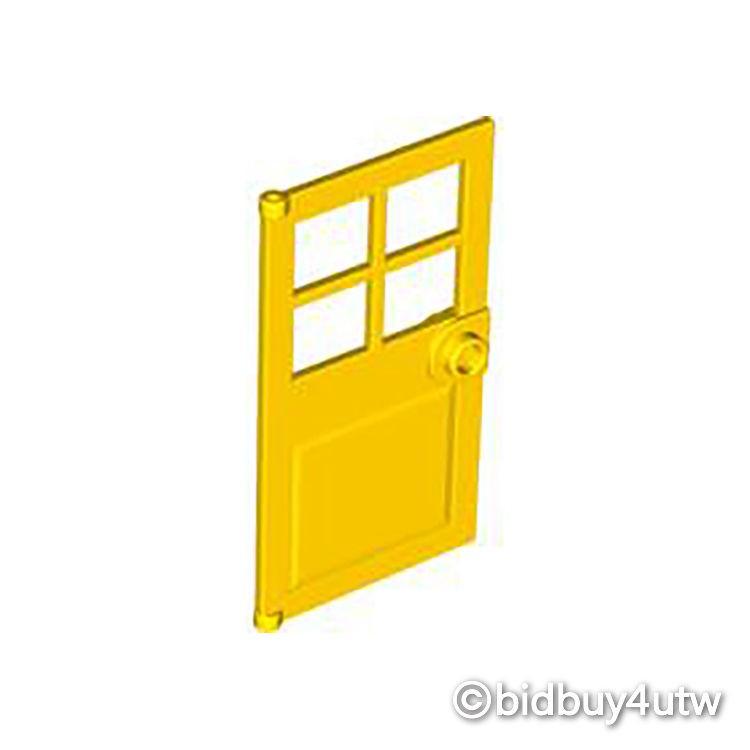 LEGO零件 門 60623 黃色 4528550【必買站】樂高零件