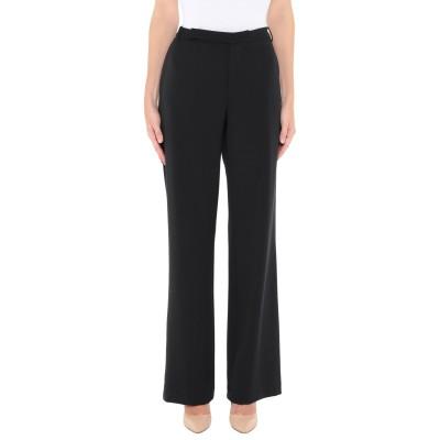 SONIA SPECIALE パンツ ブラック 46 ポリエステル 52% / ウール 43% / ポリウレタン 5% パンツ