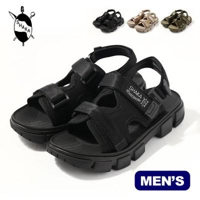SHAKA シャカ チルアウトSF 433185 サンダル 靴 スポーツサンダル スライド キャンプ アウトドア