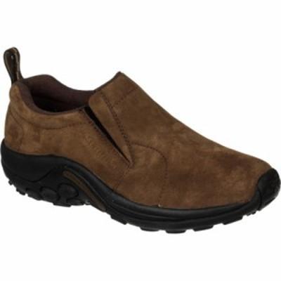 メレル 革靴・ビジネスシューズ Jungle Moc Shoe Dark Earth