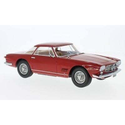 BoS Models 1/18 1960年モデル マセラティ 5000 GT Allemano レッド